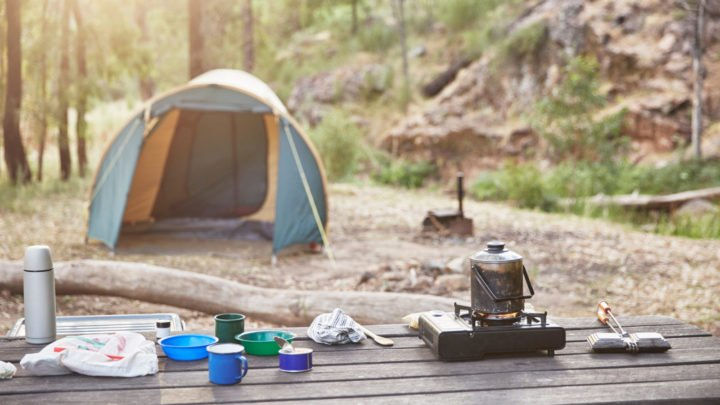 These essentials could be the difference between a successful camping trip and one you'd rather forget. Source: Getty