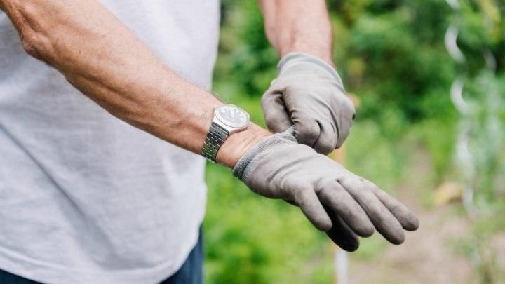 A long day in the yard can take a toll on your body. Source: Getty.