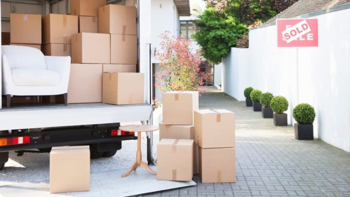 Homeowners often don't realise how much they own until they have to move out. Source: Getty