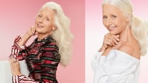 Sarah Jane Adams, pictured in some promotional snaps for Priceline, says her motto is 'dress for yourself'. Source: Priceline