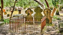 Camperdown Cemetery is the final resting ground for around 18,000 Sydneysiders and there are plenty of stories to be revealed. Source: Ian Smith