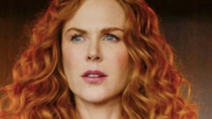 Nicole Kidman looked gorgeous with her fiery, red locks as she celebrated the upcoming release of a new miniseries. Source: Instagram/ Nicole Kidman