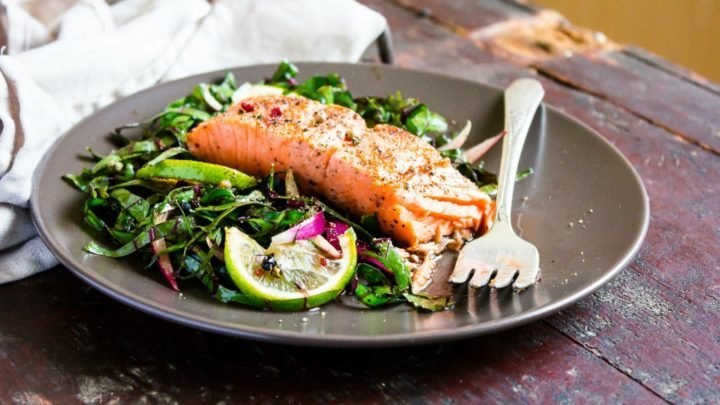Fish is a good source of protein and omega-3 fatty acids. Source: Getty.