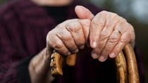 Amid the coronavirus panic, don't forget to keep conversations open with your loved ones with dementia. Source: Getty