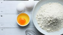 Cooking without eggs and flour is easy with our substitute tips. Source: Getty.