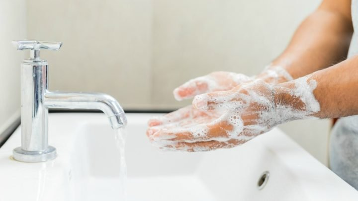 We've all been advised to wash our hands more often amid the coronavirus outbreak. Source: Getty.