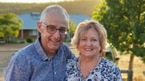 Marian and Tony Giglia put a lot of time into making the right property choice for their retirement before settling on Bethanie Gwelup. Source: Marian Giglia