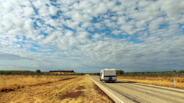 The caravan industry has called for the government to ease restrictions to caravan parks to allow for more regional travel. Source: Getty