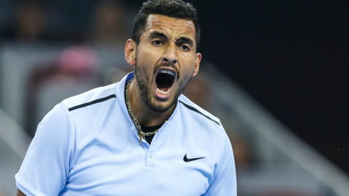 Kyrgios tells Murray 'you are better than Djokovic'