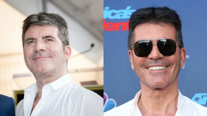 Simon Cowell talks four stone weight loss