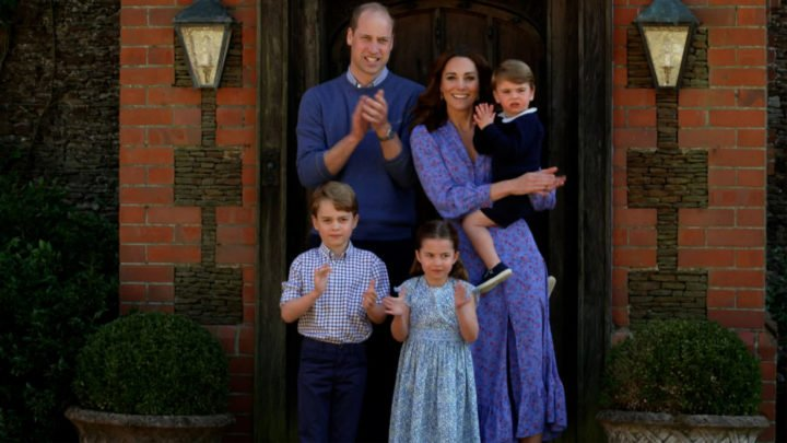 How Kate Middleton helped Prince William through 'scariest' fatherhood challenge