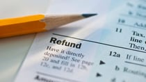 Refunds are expected to hit accounts by July 1. Source: Getty.