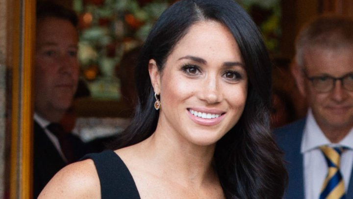 The US version of the TV talent show is filmed in Los Angeles, where Meghan now lives with Prince Harry and son Archie. Source: Getty.