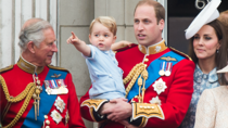 Prince Charles has a strong bond with his grandchildren. Source: Getty.