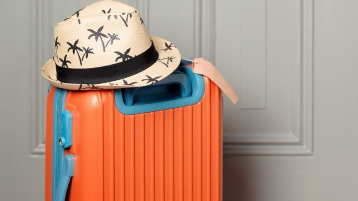 Here's how to travel safely post-iso. Source: Getty.