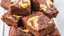 These tasty brownies are absolutely perfect for afternoon tea! Source: Getty.