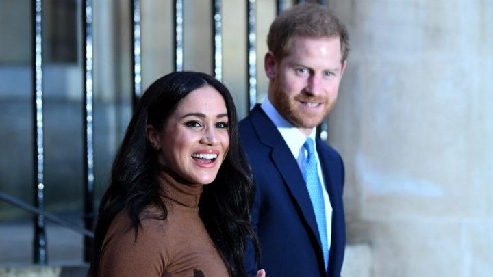 Royal Family 'Silenced' Meghan Markle: Court Docs