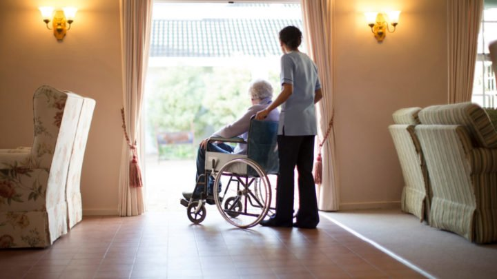 Majority of Aussies don't have a good idea of how residents are treated in aged care facilities. Source: Getty.
