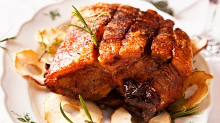 You can cook a pork roast in your air fryer, but Jennifer wonders why you'd want to. Source: Getty Images