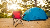 If you want to make your next camping trip a bit easier, why not give this simple trick a go! Source: Getty.