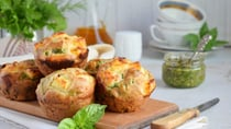 There's nothing better than freshly baked savoury muffins. Source: Getty.
