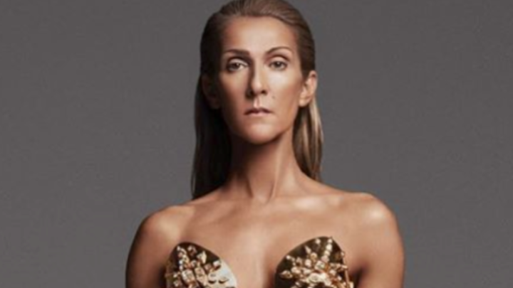 Celine shared the powerful images on social media on Sunday. Source: Instagram/Celine Dion.