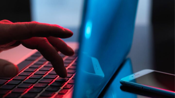 The Covid-19 pandemic has seen a sharp rise in the number of scams. Source: Getty.