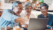 Helping a family member or friend get to grips with digital banking for the first time is easy and can make a real difference to their everyday life.
