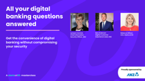 All your digital banking questions answered