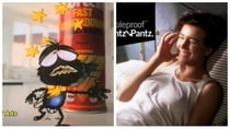 Some of the best Aussie ads, like Mortein's Louie the fly and Antz Pantz Holeproof, are still popular today. Source: Youtube