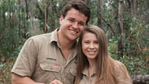 Bindi Irwin announced  she's expecting her first child with husband Chandler Powell last month. Source: Bindi Irwin/Instagram.