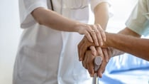 There's a major difference between palliative care and hospice care that many might not be aware of. Source: Getty.