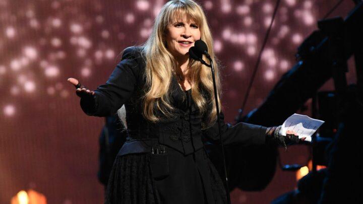 Stevie Nicks Joins The Fleetwood Mac Dreams Challenge