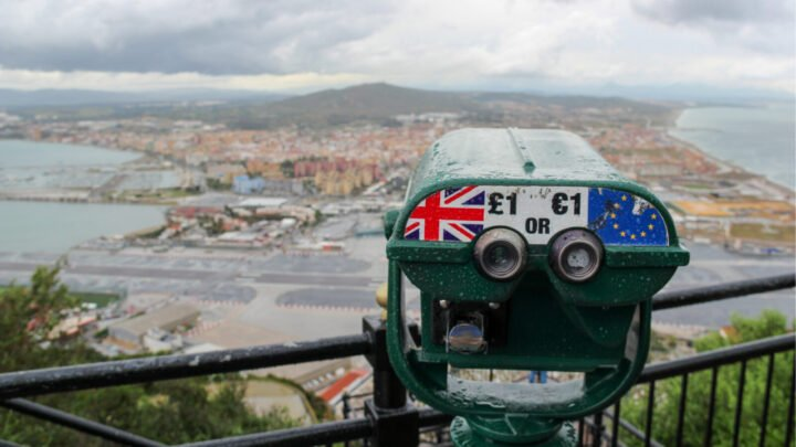 There's plenty to do and see in Gibraltar, as Liz explains. Source: Getty