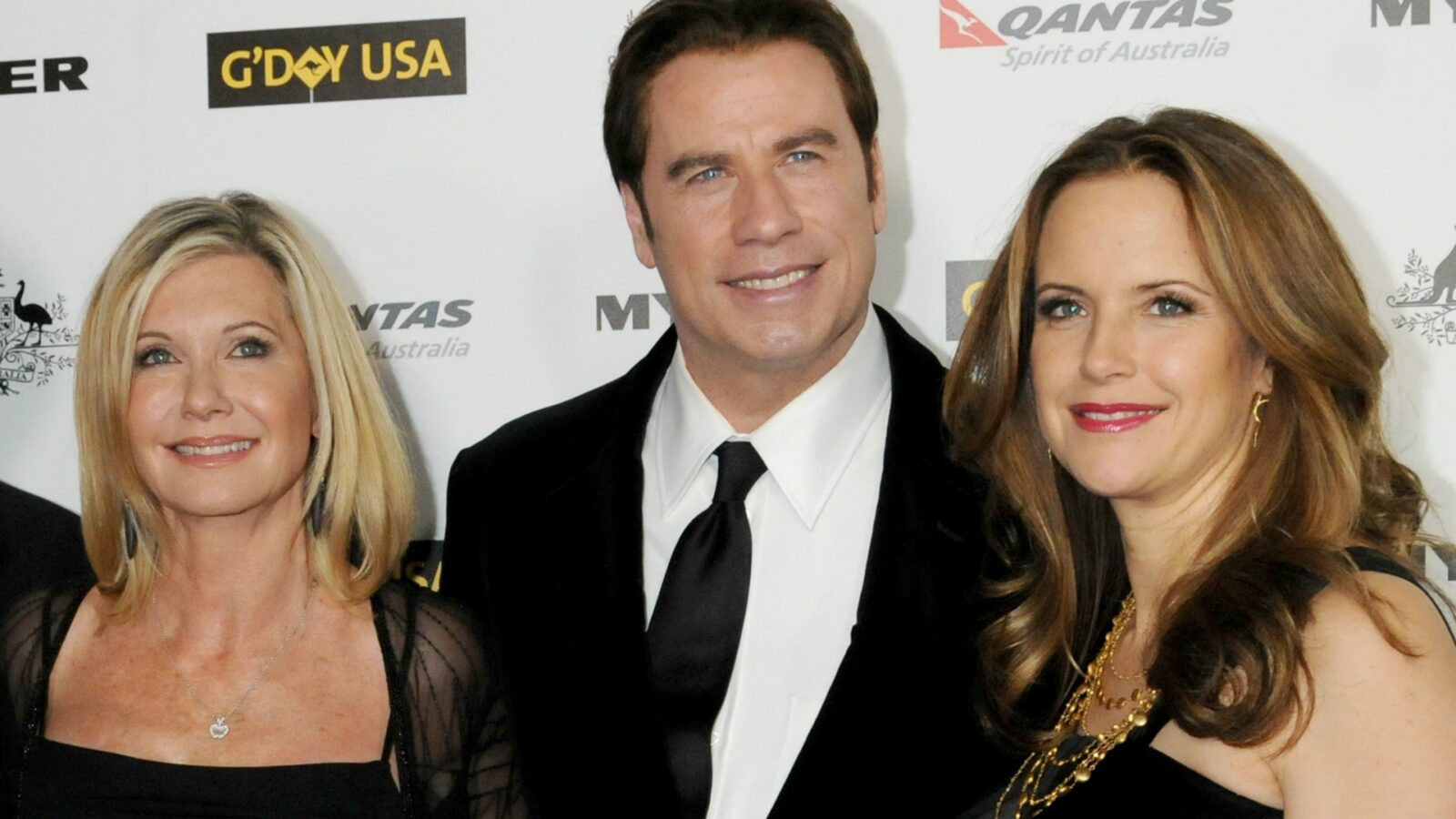 Olivia Newton John Pays Tribute To John Travolta S Beautiful Late Wife Starts At 60