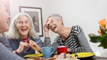 Residents at rental retirement community Ingenia Gardens have access to extra support.