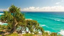 Stradbroke Island is a great place for a mini Aussie getaway. Source: Getty