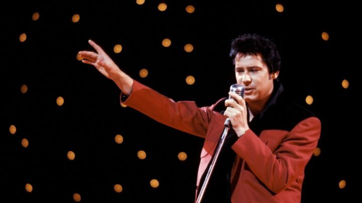 Shakin' Stevens is back in business with his new 266 track anthology. Source: Getty.