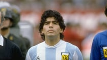 Diego Maradona has died of a heart attack. Source: Getty.
