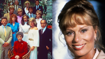 Abby Dalton was best known for her role in drama 'Falcon Crest'. Source: Getty.