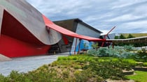 Exterior of the National Museum of Australia in Canberra. Source: Ian Smith