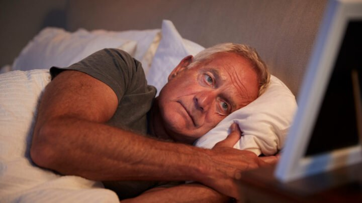 Sleep apnoea has been linked to many serious health problems. Source: Getty (stock photo - model posed for picture).