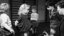 Etiquette training was the norm for many children in the 1950s and '60s. Source: Getty