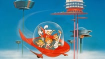 'The Jetsons' was a spinoff of 'The Flintstones'. Source: Getty