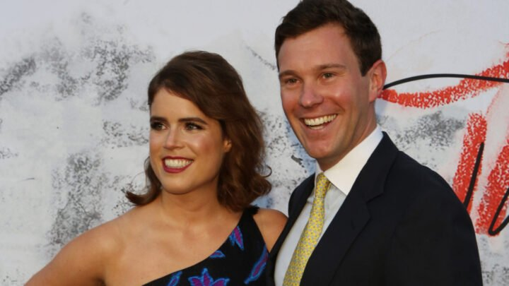 Eugenie and Jack married in October 2018. Source: Getty.