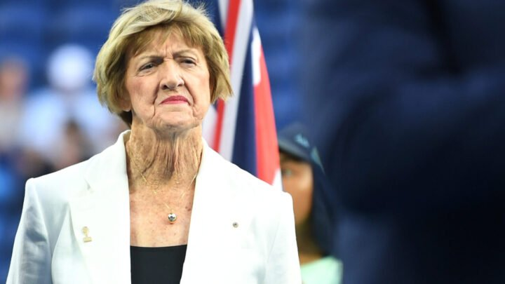 Margaret Court has drawn criticism for controversial views on the LGBT community in the past. Source: Getty.