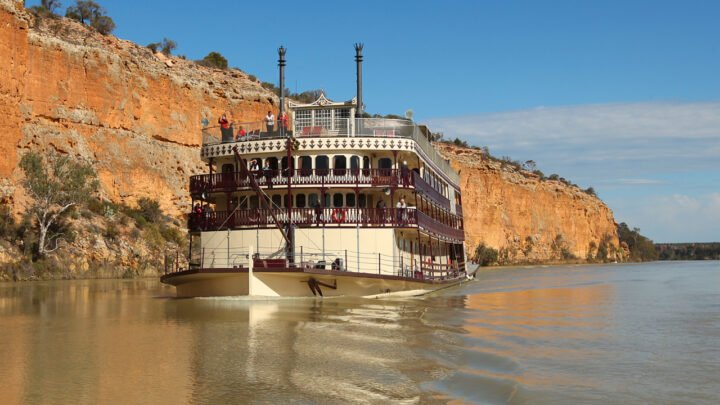 A cruise down the mighty Murray River is a popular experience. Source: Getty