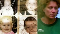Kathleen Folbigg has remained behind bars since 2003 after being convicted of murdering three of her children and the manslaughter of another. Source: ABC/Australian Story and YouTube/ 60 Minutes Australia