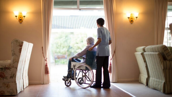 Aged care bodies are warning families to be extra careful transferring money to aged care homes. Source: Getty