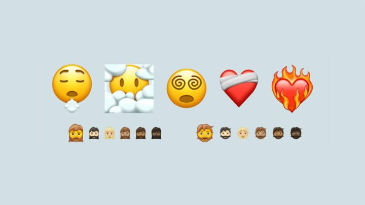 The emoji universe is expanding. Source: Emojipedia Sample Image Collection version 13.1.